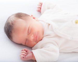 תמונת אווירה למאמר בנושא מוות בעריסה - תינוק ישן